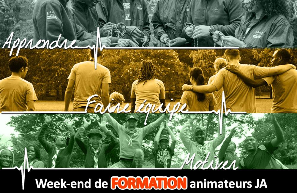 Formation Animateurs JA 2018