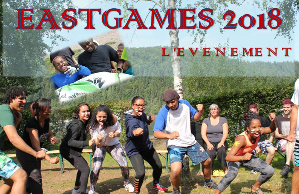 EAST GAMES 2018
